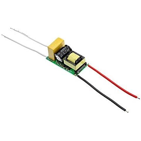 ZMW 3x1W LED di corrente costante fonte di alimentazione del
