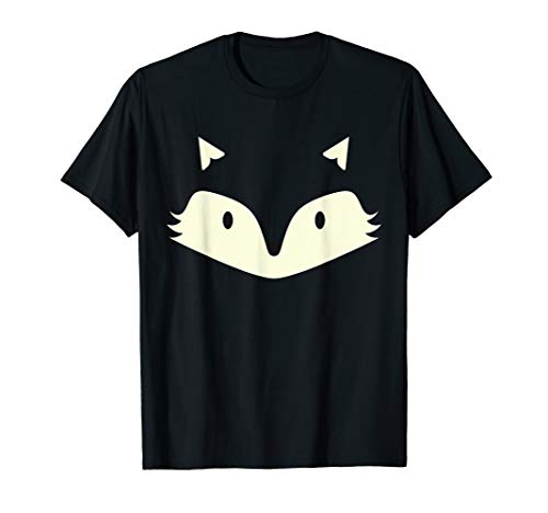 Süßes Fuchs T Shirt für Kinder Verkleidung Kostüm Geschenk (Süsse Fuchs Kostüm Kind)