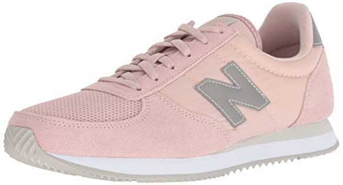 New Balance Damen 220 Sneaker, Pink (Conch Shell/Marblehead Extreme), 39 EU