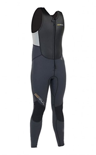 gul-mens-response-3-mm-flat-lock-long-john-wetsuit-graphite-silver-small