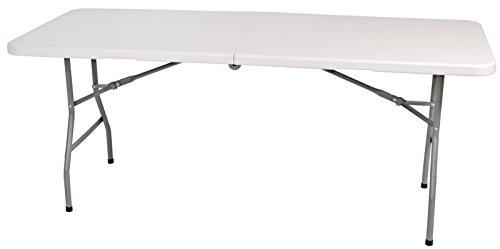 1 Buffet-Tisch einklappbar Farbe weiß Größe ca.74x180cm Party-Tisch