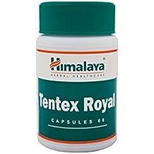 Himalaya Tentex Royal - Suplemento de Hierbas, 60 cápsulas