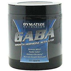 Dymatize GABA (Wachstumshormon HGH Booster) Gamma 111g