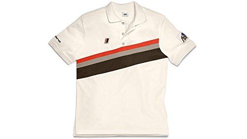 Herren Polo Shirt Heritage 2014 Offwhite (Polo Waschen Pique)