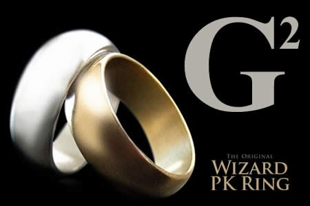Wizard PK Ring G2 - Gold (16mm) (G2 Magic)