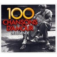 """Afficher """"100 chansons d'amour de légende"""""""