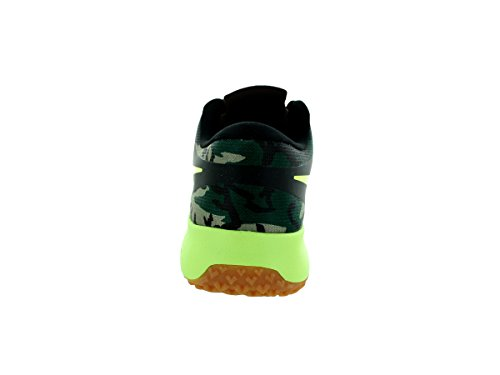 Nike Free 5.0, Baskets mode femme Black/Volt/Gm Md Brwn/Brq Brwn