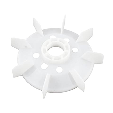Y180 Impeller Plastic Cooling Fan Vane for 18.5KW 22KW Motor