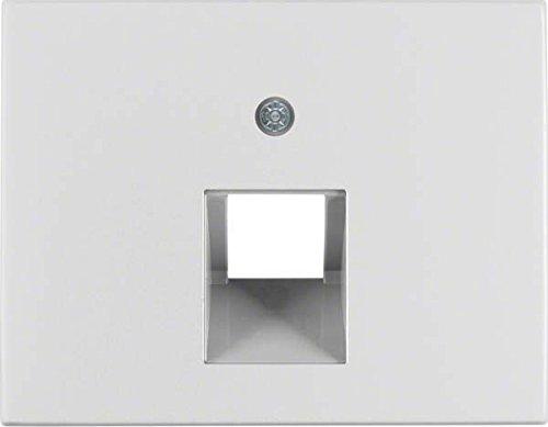 Hager 14077003 interruptor de luz Aluminio - Interruptores de luz (Aluminio, IP20,...