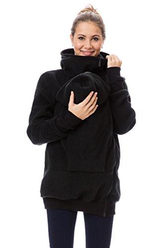 Winterumstandsjacke mit Babyeinsatz in verschiedenen Farben