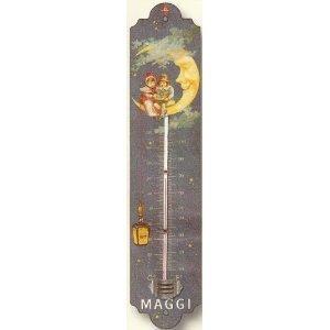 thermometre-deco-metal-serigraphie-pub-retro-maggi-croissant-de-lune
