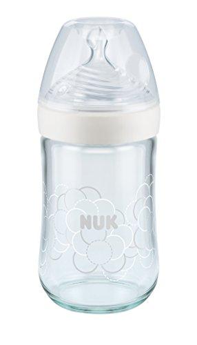 Nuk Nature Sense Biberón Cristal 240ml