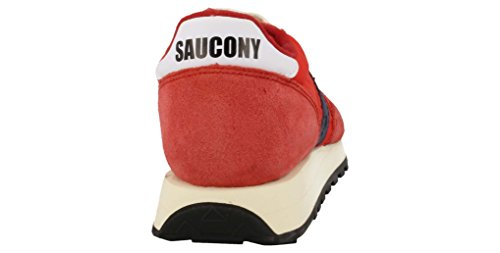 Saucony Jazz Original Vintage Uomo Formatori Red / Navy
