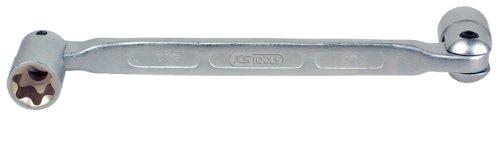 KS TOOLS 517 0335 - LLAVE ARTICULADA DOBLE DE PERFIL E TORX  E22 X E24