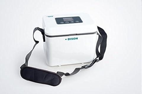 Linaatales 2-8 °C Grande Réfrigéré Boîte Médicament réfrigérateur Portable Drug