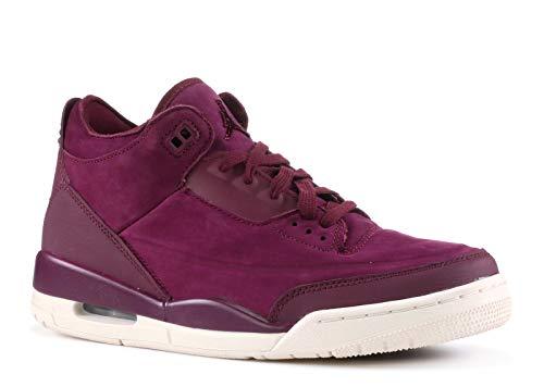 Nike Wmns Air Jordan 3 Retro Se - bordeaux/bordeaux-phantom, Größe:10