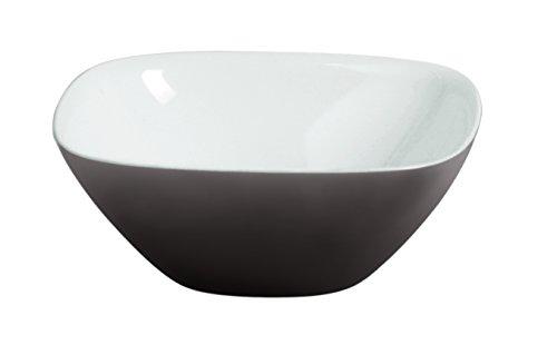 Guzzini, Récipient Bicolore L, Ø25 x h10 cm