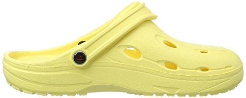 ... Chung Shi DUX SENSI Unisex-Erwachsene Clogs Gelb (yellow iris)