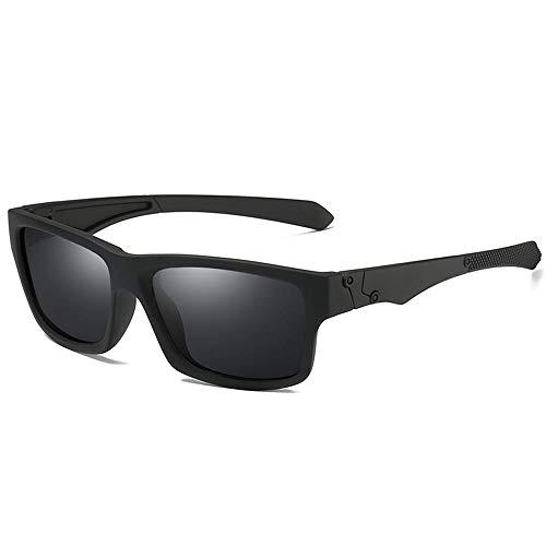 ZHOUYF Sonnenbrille Fahrerbrille Polarized Sunglasses Herren Driving Sun Visor Herren Sonnenbrille, A