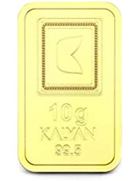 Candere by Kalyan Jewellers 10 grams 24k (995) Yellow Gold Precious Coin