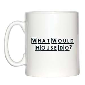 What Would Maison Do? Tasse pour Dr Maison fans