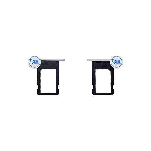 gsm-company*de Micro Sim Karten Halter Card Tray Holder Adapter Slot für Apple iPhone 5C Weiße # itreu