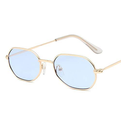 ACKCC Metal Ocean Lens Sonnenbrillen Brillen Herren Brillen Vintage Mirror Street Beat