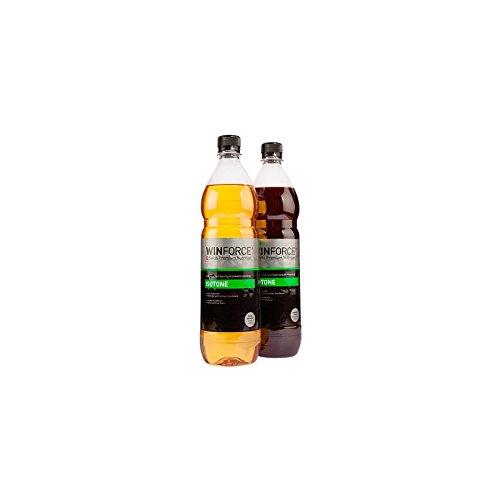 Winforce Isotone Flasche 1L Sirup , Zitrone