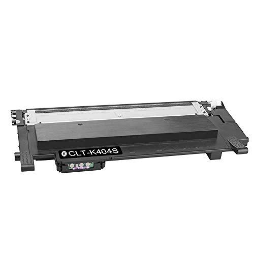 DASKOO CLT-K404S Toner kompatibel für Samsung Xpress SL-C430/XSS, SL-C430W/XSS, SL-C480/XSS, SL-C480W/XSS, SL-C480FW/XSS