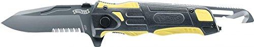 Walther Messer Pro Rescue Knife schwarz/gelb, 5.2012 - 3