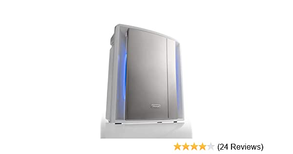 150 Square Feet DeLonghi AC150 Energy Star Air Purifier with Ionizer