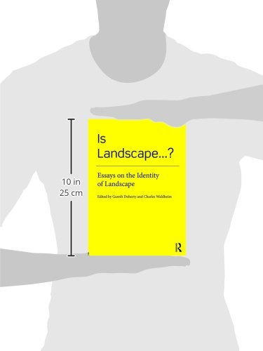 Is Landscape... ?: Essays on the Identity of Landscape