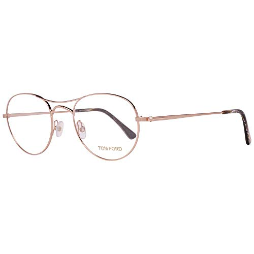 Tom Ford Brille Gold