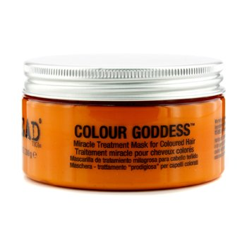 Tigi Bed Head Colour Goddess Miracle Treatment Mask (For Coloured Hair) - 200g/7.05oz by Tigi (Shampoo Und Conditioner Von Wen)