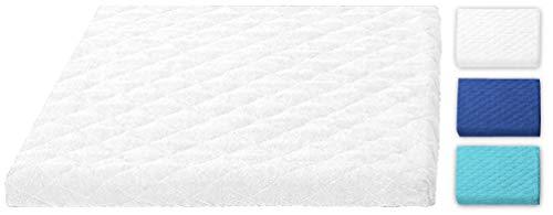 Brandseller Housse Machine à laver Sèche-linge Tissu housse pour protéger votre lave-linge ou votre sèche-linge - Dimensions: env. 60 cm x 60 cm x 6 cm, différents coloris