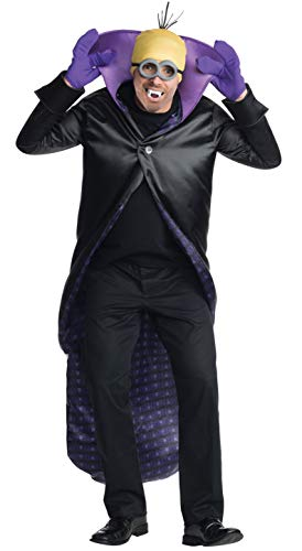 Kostüm Für Dracula Minion Erwachsene - Minion Movie Dracula Adult Costume Standard