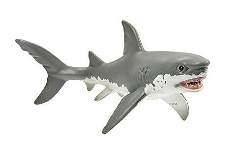 Safari Great White Shark Animal Figure