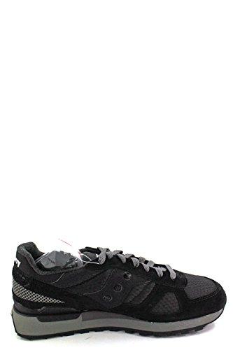 Saucony , Herren Outdoor Fitnessschuhe schwarz schwarz / grau 44 EU Black/Grey