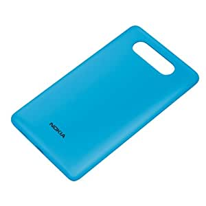 Nokia CC-3041 Lumia 820 Wireless Charging Shell Case - Blue
