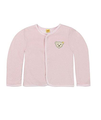 Steiff Unisex Baby Sweatshirt 6617, Rosa (Barely Pink 2560), (Herstellergröße: 56)