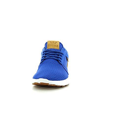 Supra Uomo Sneaker Hammer Run Blu