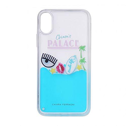 6384f51b668937 Chiara Ferragni Flirting Eyes Coque iPhone - Chiara's Palace - iPhone X/XS  - À