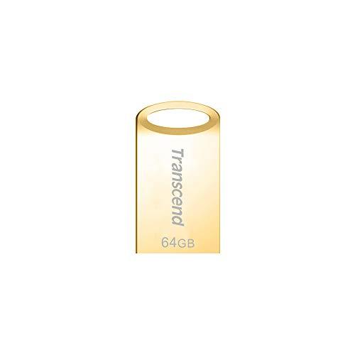 Transcend TS64GJF710G JetFlash710 64GB Speicherstick USB 3.0 gold