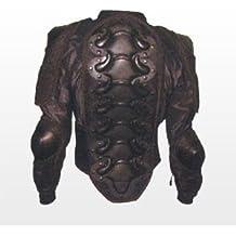 Chaqueta con armadura protectora de espalda - XXL