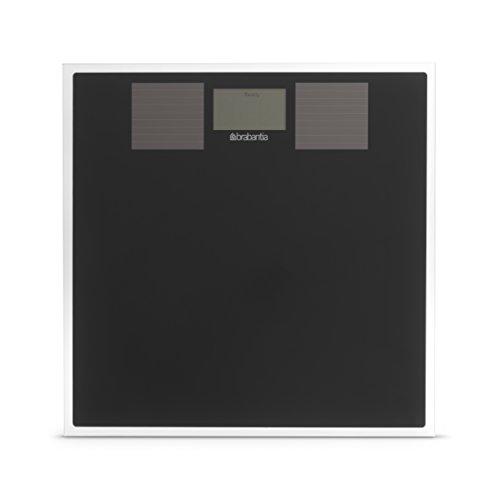 Brabantia 483103 - Báscula solar de vidrio
