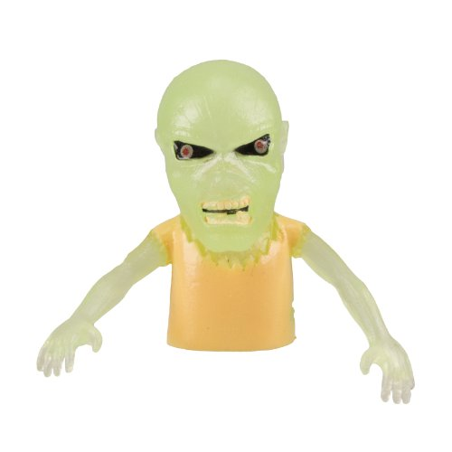 er-Zombie Alien Eddy - Scary Glowing in The Dark ()