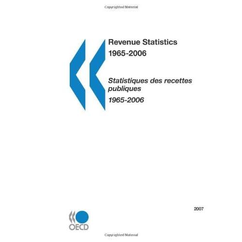 Revenue Statistics 2007: Edition 2007
