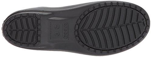 Boot Chelsea Black Stivali black Crocs Nero Women Freesail di Donna Gomma Eqzx5Z