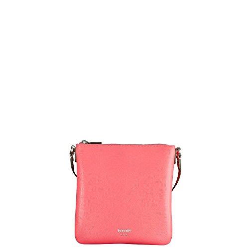 Joop Damen Saffiano Jeans Dia Shoulderbag Mvz Schultertasche, 3x26x24 Cm Rosa (corallo)