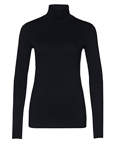 Marc Cain Essentials Marccaindament-Shirts+e4854j03, T-Shirt Femme Blau (midnight blue 395)